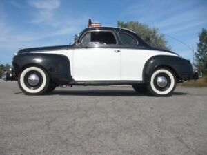 1941 Plymouth 2 door Coupe