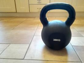 38kg Kettlebell