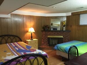 Cozy room for short stay with everything as hotel in Scarborough