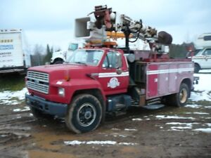 1989 Ford L800 - GONE TO NO RESERVE AUCTION
