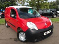 Renault Kangoo ML19 DCI (red) 2013