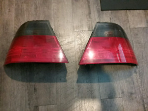 E46 bmw 325ci coupe 2000-2006 taillights