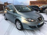 2007 Seat Altea Xl 1.6 Reference MPV 5dr Petrol Manual (187 g/km, 102 bhp)