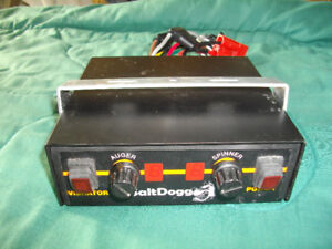 Saltdogg sand & salt spreader electronic control box repair