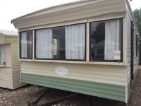 Static caravan for sale~Cosalt Capri 35x12x3