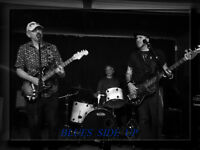 BLUES SIDE UP at Smoke Meat Pete's 27th May 2015