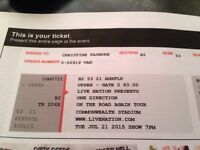 4 One Direction Tickets