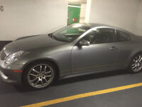 Drive my car - 2006 Infiniti G35 Sports pack Coupe (2 door)