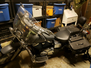 2001 Honda shadow 750dc