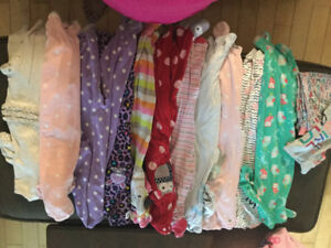 Girls 18 months - 2T clothing lot