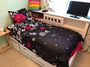 Girl room furniture.