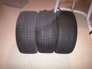3 Toyo winter tires - tons if tread 245/40/R19