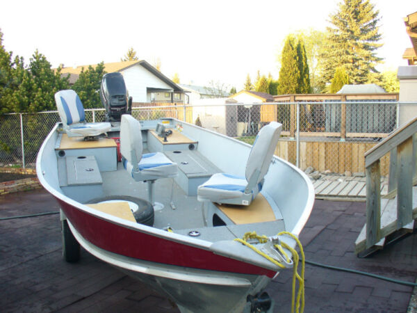 Used 2010 Lund Boat Co WC-16 DLX