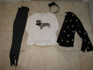 Lot vêtements fille 10-12 ans