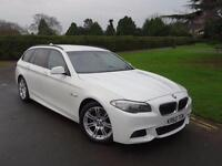 BMW 5 SERIES 520D M SPORT TOURING 2010/60
