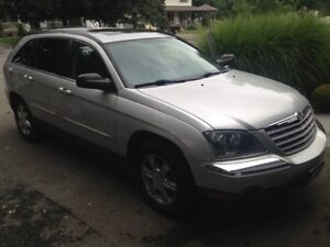 Well Cared For 2004 Chrysler Pacifica for Sale