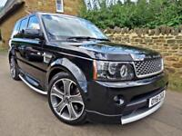 2011 RANGE ROVER SPORT 3.0 SDV6 AUTOBIOGRAPHY AUTO 4X4. FULLY LOADED !!
