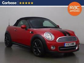 2013 MINI ROADSTER 1.6 Cooper 2dr Convertible