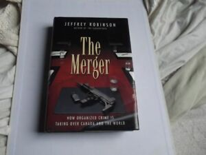 -The Merger - (Hardcover) - Jeffrey Robinson - (1999) -