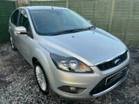2009 FORD FOCUS 1.6 TITANIUM WITH ONLY 20091 MILES