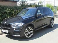 2014 BMW X5 2.0 25d M Sport Steptronic sDrive (s/s) 5dr