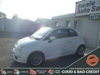 2011 11 FIAT 500C 1.2 LOUNGE - IDEAL FIRST CAR - CHEAP TAX - LOW INSURANCE GROUP
