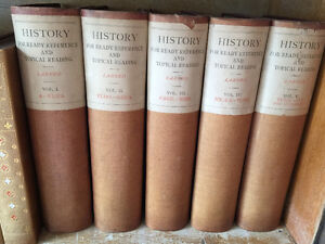 History for ready reference and topical reading 5 vol 1895