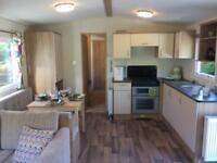 STUNNING BRAND NEW STATIC CARAVAN FOR SALE NEWQUAY CORNWALL