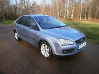 FORD FOCUS AUTOMATIC 1.6 2007 FACELIFT
