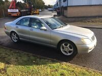 2003/52 Mercedes S320 turbo diesel auto✅fully loaded
