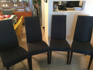Fabulous dining chairs