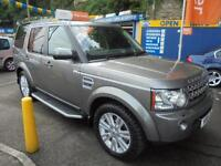 2010 10 LAND ROVER DISCOVERY 4 3.0 TDV6 HSE AUTO IN GREY # FULL DEALER HISTORY