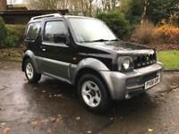 2006 Suzuki Jimny 1.3 JLX+ FULL LEATHER TRIM, 1 YEARS MOT, YEAR FREE WARRANTY