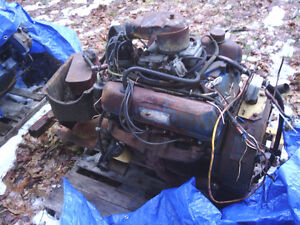 V8 Ford 361 or 391? cubic inch industrial