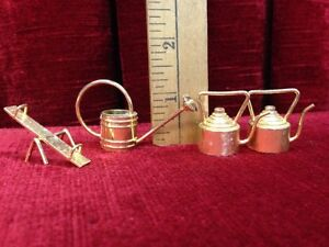 Brass & White Cast Miniatures - ALL FOR $120 Windsor Region Ontario image 2