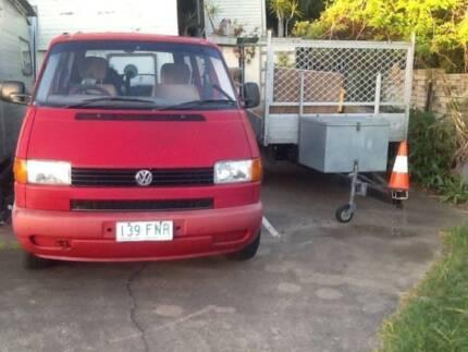 REMOVALS + DUMP RUNS + CHARITY DROPs.....MAN + Van + Trailer