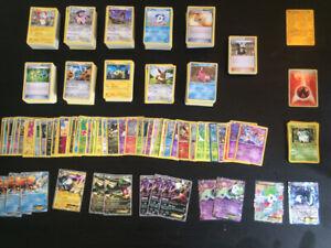 1100+ Pokémon TCG Cards (Negotiable Price)