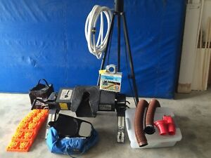 PACKAGE DEAL---CAMPER ACCESSORIES FOR SALE