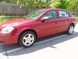 2008 Chevrolet Cobalt, 4Dr,Sedan, Excellent Condition, Certified