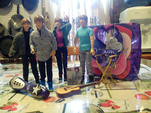 Justin Bieber Dolls etc. London Ontario image 1