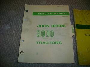 Farm Equipment Operator's and Service Manuals London Ontario image 2