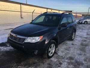 2010 Subaru Forester 2.5X Limited SUV, Crossover