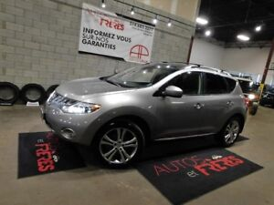 Nissan Murano AWD 4dr 2009