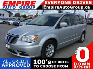 2012 CHRYSLER TOWN AND COUNTRY TOURING * REAR CAM * BLUETOOTH *