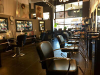 Full/Part-Time Stylists required for Burlington Salon & Spa