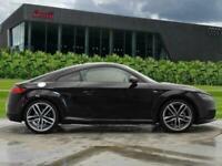 2017 Audi TT Coup- Black Edition 2.0 TFSI 230 PS S tronic Semi Auto Coupe Petro