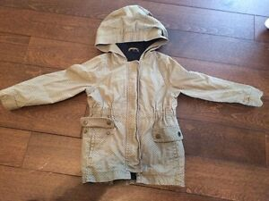 Manteau printemps fille 4 ans GAP