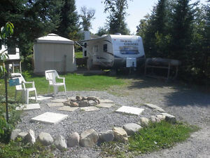 Roulotte North Country 27 bhs 2011 - camping Lac Blanc