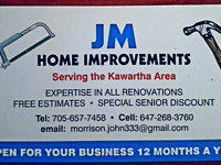 JM HOME IMPROVEMENTS