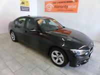 2012 BMW 320 2.0TD d Efficient Dynamics auto d EfficientDynamics